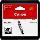 Canon CLI-581BK Schwarzpatrone mit ca. 1.505 Seiten...