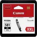 Canon CLI-581BKXXL Schwarzpatrone mit ca. 6.360 Seiten...