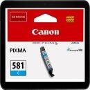 Canon CLI-581C Cyanpatrone mit ca. 256 Seiten...
