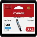 Canon CLI-581CXXL Cyanpatrone mit ca. 820 Seiten...