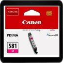 Canon CLI-581M Magentapatrone mit ca. 237 Seiten...