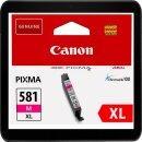Canon CLI-581MXL Magentapatrone mit ca. 474 Seiten...
