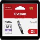 Canon CLI-581PBXL Photoblaupatrone mit ca. 4.710 Seiten...