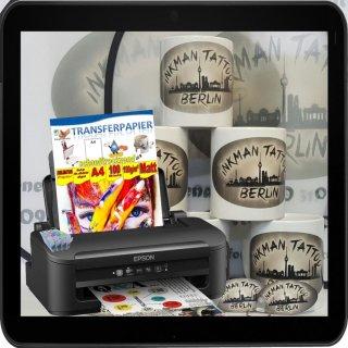A4 Homeeinsteigerpaket für Sublimationsdruck Nummer 11