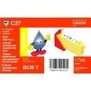 C27 - TiDis Ersatzkombipatrone mit 17ml Inhalt -...