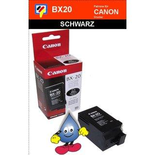 BX20 - schwarz - Canon Original Druckerpatrone mit 44ml Inhalt