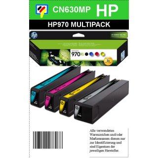 HP970/971XL MULTIPACK für 29.000 Seiten