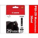 Canon PGI-29MBK -mattschwarz- Tinte