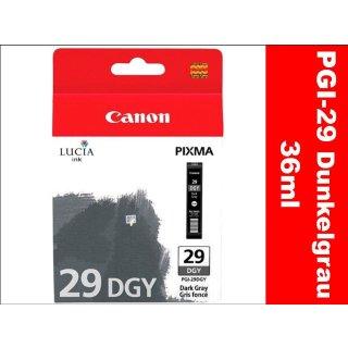 Canon PGI-29DGY -dunkelgrau- Tinte