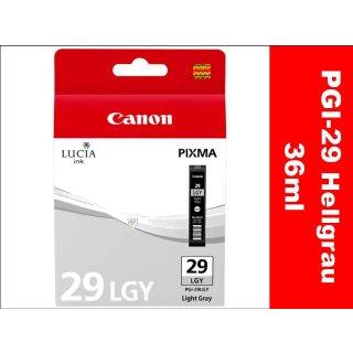 Canon PGI-29LGY -lightgrau- Tinte