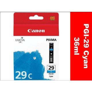 Canon PGI-29C -cyan- Tinte