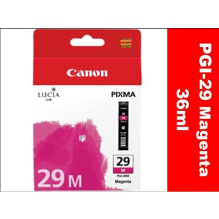 Canon PGI-29M -magenta- Tinte