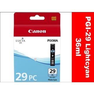 Canon PGI-29PC -Fotocyan- Tinte