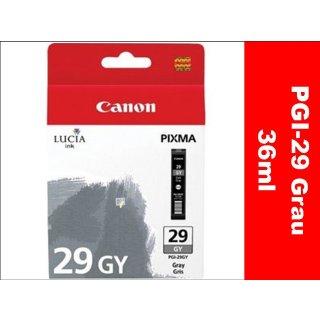 Canon PGI-29GY -grau- Tinte