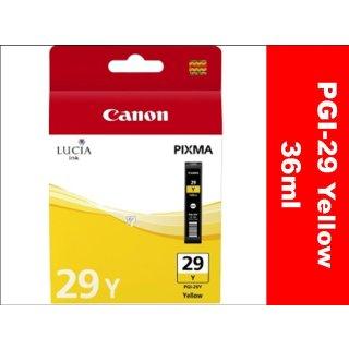 Canon PGI-29Y -gelb- Tinte