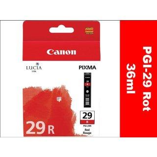 Canon PGI-29R -rot- Tinte