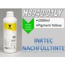 Inktec Nachfülltinte 1000ml Pigmentiert yellow...