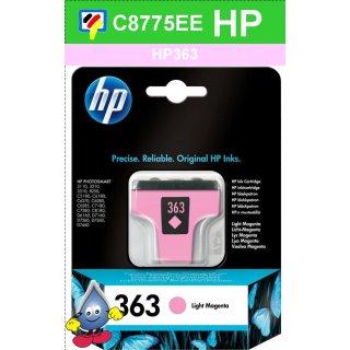 HP363LM - Original C8775EE - magenta-Druckpatrone mit 5,5ml Inhalt zum Superangebot