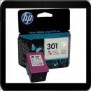 HP301C - Original CH562EE- color-Druckpatrone mit 3ml...