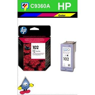 HP102PGR - Original C9360AE-fotograu-Druckpatrone mit 23ml zum Superangebot