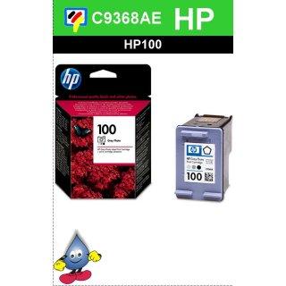 HP100PGR - Original C9368AE-fotograu-Druckpatrone mit 15ml Inhalt zum Superangebot