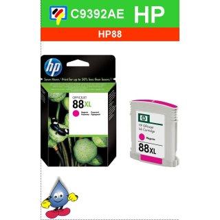 HP88M XL - Original C9392AE-magenta-Druckpatrone mit 17ml Inhalt zum Superangebot