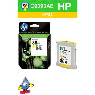 HP88Y XL - Original C9393AE-gelb-Druckpatrone mit 17ml Inhalt zum Superangebot