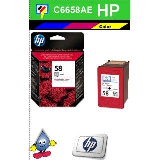 HP58PH - Original C6658AE-Foto-Druckpatrone mit 17ml Inhalt zum Superangebot