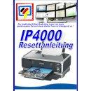 AN0101 - Resettanleitung für Canon Drucker IP4000