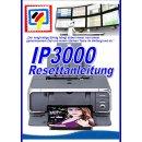 AN0102 - Resettanleitung für Canon Drucker IP3000