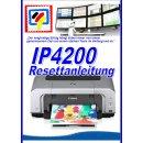 AN0103 - Resettanleitung für Canon Drucker IP4200