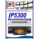 AN0105 - Resettanleitung für Canon Drucker IP5300