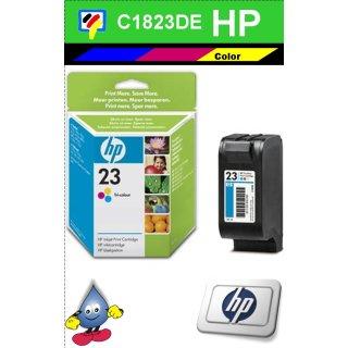 HP23 - Original C1823DE-color-Druckpatrone mit 30ml zum Superangebot