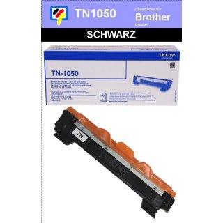 TN-1050 - schwarz - Brother Lasertoner mit 1.000 Seiten Druckleistung nach ISO