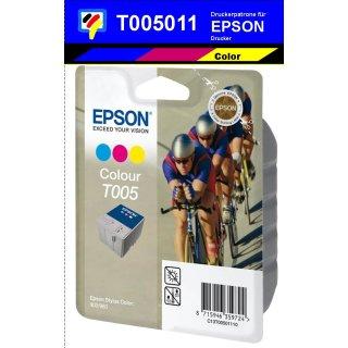 T005011 -color- Epson Original Druckerpatrone mit 67ml Inhalt -C13T00501110-