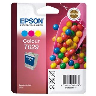 T029401 -color- Epson Original Druckerpatrone mit 37ml Inhalt -C13T02940110-