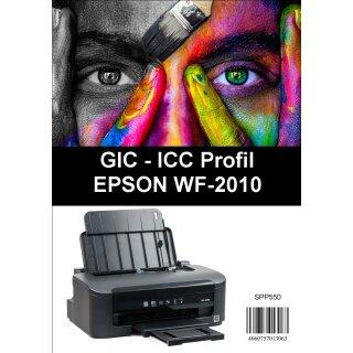 Start011 inkl. ICC Profil SPP550 Aufpreis 9,95 Euro
